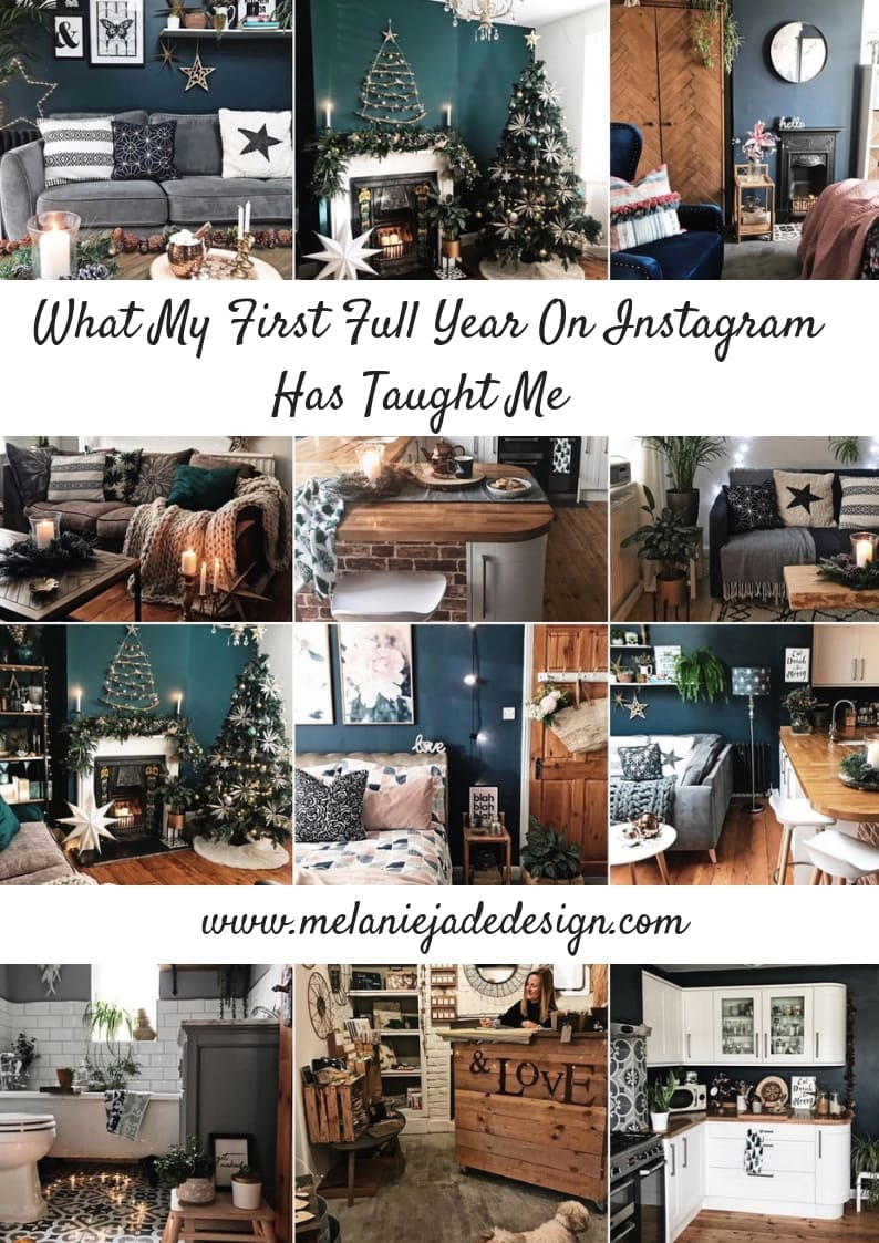 What My First Full Year On Instagram Has Taught Me
