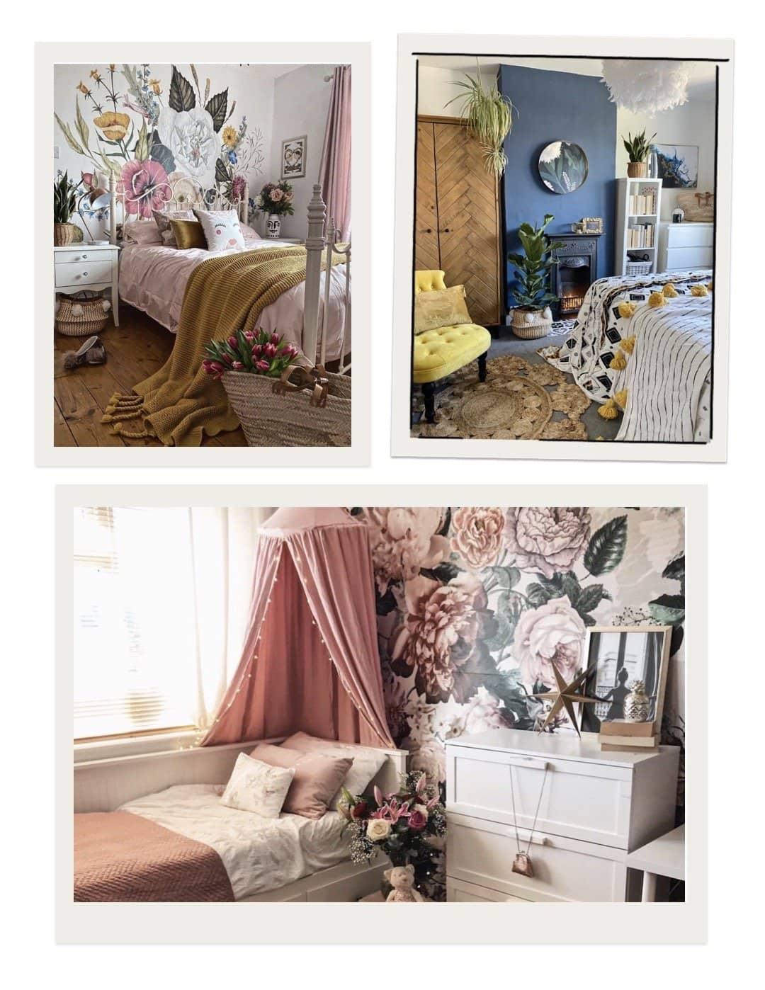 boys, bedroom, boys bedroom, boys decor, bedroom ideas, bedroom decor, jungle, jungle theme, jungle themed room, green, mustard, curtains, furniture, bedroom furniture