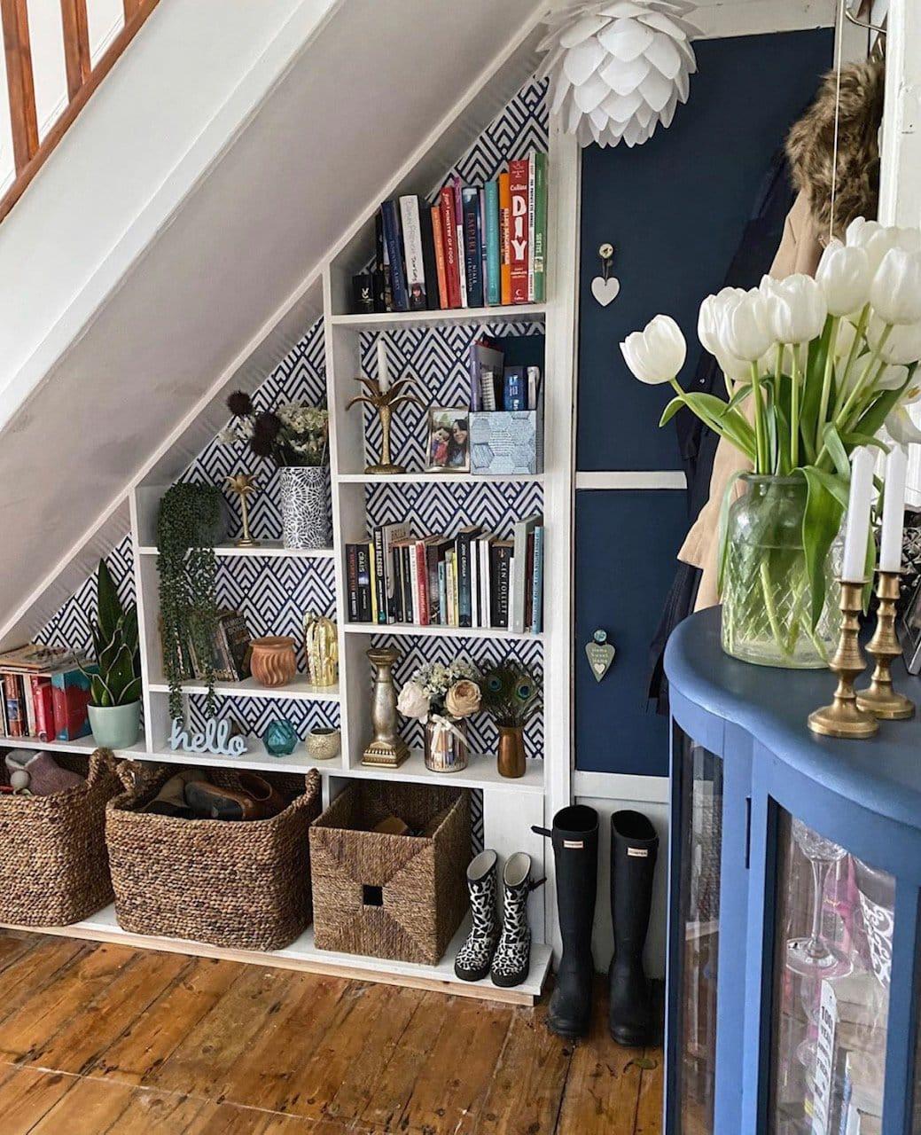 10 Ingenious Storage Ideas For Under The Stairs Melanie Jade Design