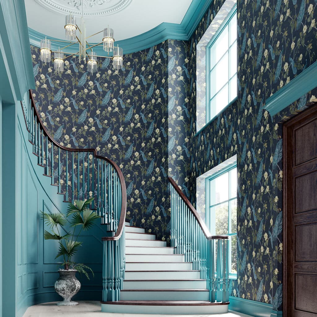 wallpaper trends for 2021