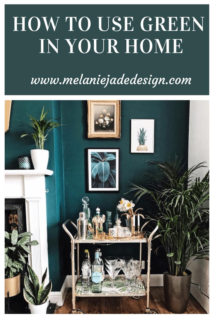 So verwenden Sie Grün in Ihrem Zuhause