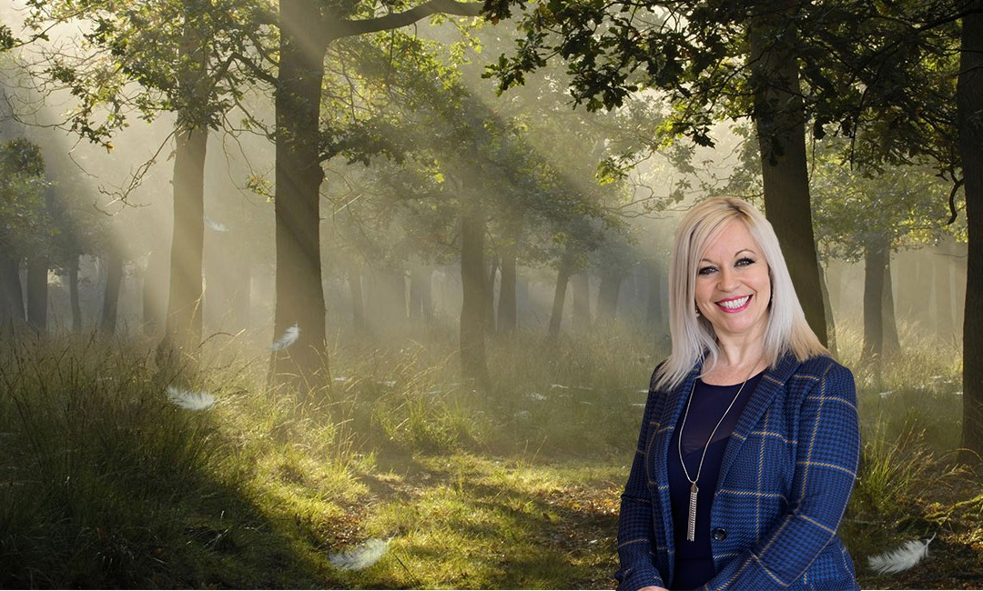 Clair Merryweather – Psychic Medium and Spiritual Healer