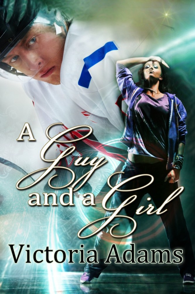 A Guy and A Girl by Victoria Adams #FallingIntoLove Exchange (1/2)