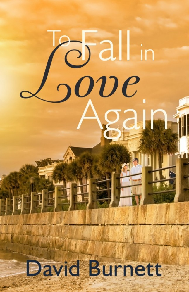 TO FALL IN LOVE AGAIN by David Burnett ~ Cover Reveal (2/4)