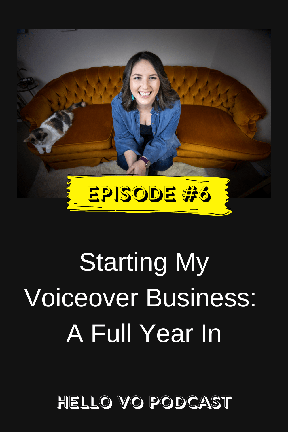 hello vo podcast one full year in