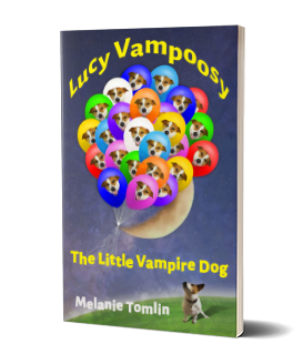Lucy Vampoosy 3D Book Cover