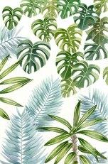 Jungle #2 - Aquarelle