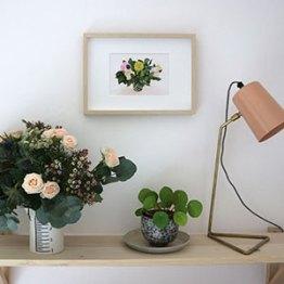 Tirage d'art Jolies fleurs