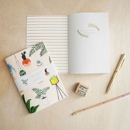 Urban Jungle notebook