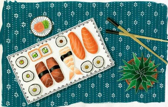 illustration-sushi-genevieve-lethu-melanie-voituriez