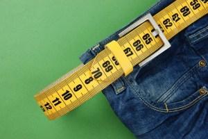 perdere peso e centimetri