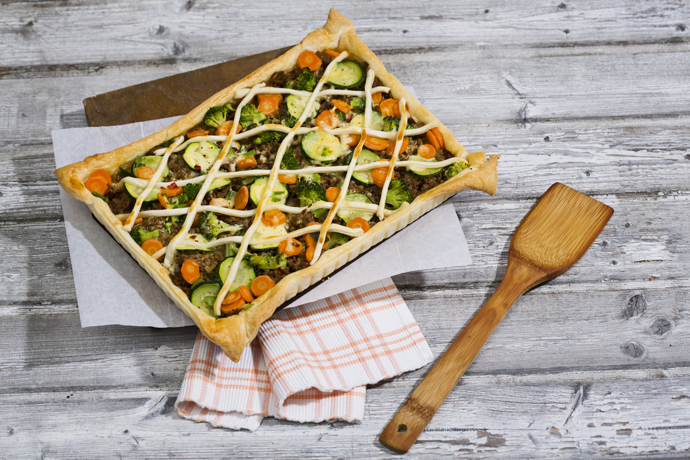 Ricette torte salate facili veloce e leggere  Melarossa