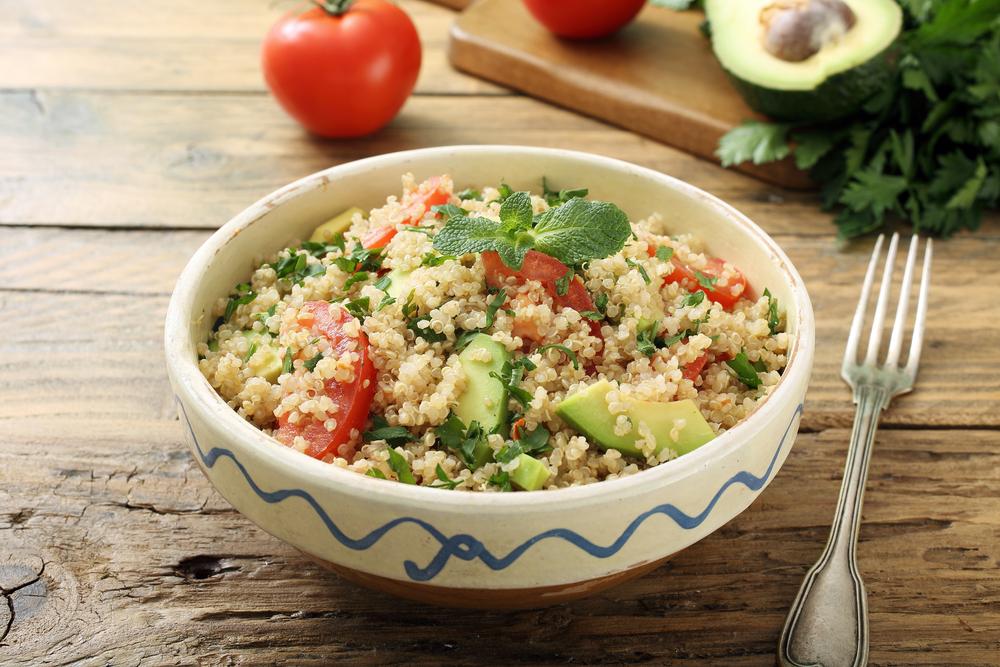 Insalate di cereali otto ricette sfiziose e light  Melarossa