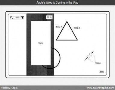 Apple brevetta iWeb per iPad