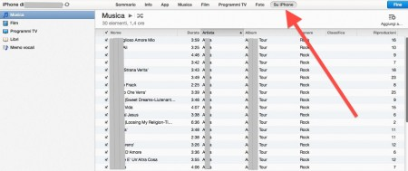 Come copiare la musica direttamente nell'iPhone, iPad e iPod?