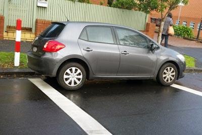 Sidney Wood Car Park