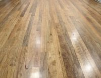 NSW Spotted Gum Timber Flooring  Sanding and Polishing ...