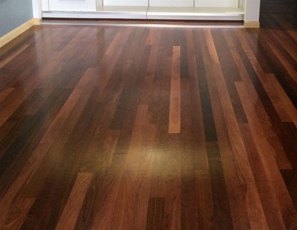 Jarrah Timber Flooring Melbourne  Sanding and Polishing