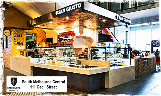 San Giusto Deli + Café. Un angolo di Trieste a South Melbourne Market