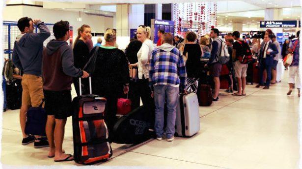 Melbourne. Ragazza Italiana arrestata con 5 kili di cocaina all'aeroporto. Rischia l'ergastolo
