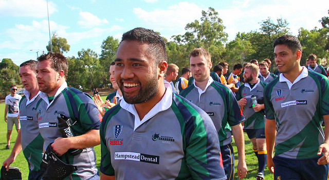 Melbourne Chargers Rugby Union Club