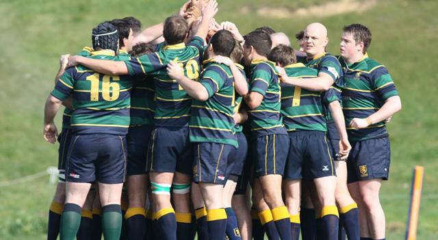 Melbourne Rugby Union Football Club Killer Bs