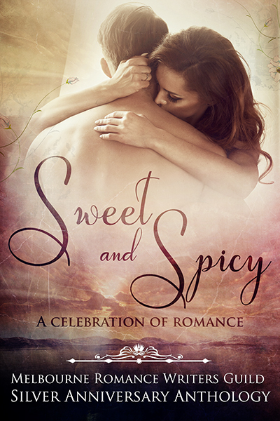 Sweet and Spicy anthology cover