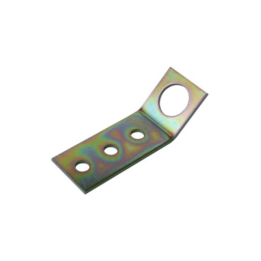 Guy Wire - Guy Cleat Flat Zinc Plated