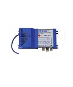 Spaun HNV20U Distribution Amplifier, Terrestrial, Selectable 10 or 20dB Gain