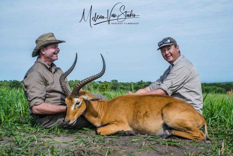 Melcom Van Staden - Uganda Wildlife Safaris Hunting Sitatunga, Nile Buffalo and Ugandan Kob