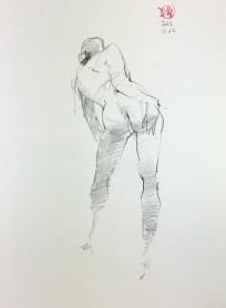 Nude by Meldrum