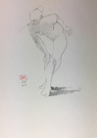 David Meldrum - life drawing