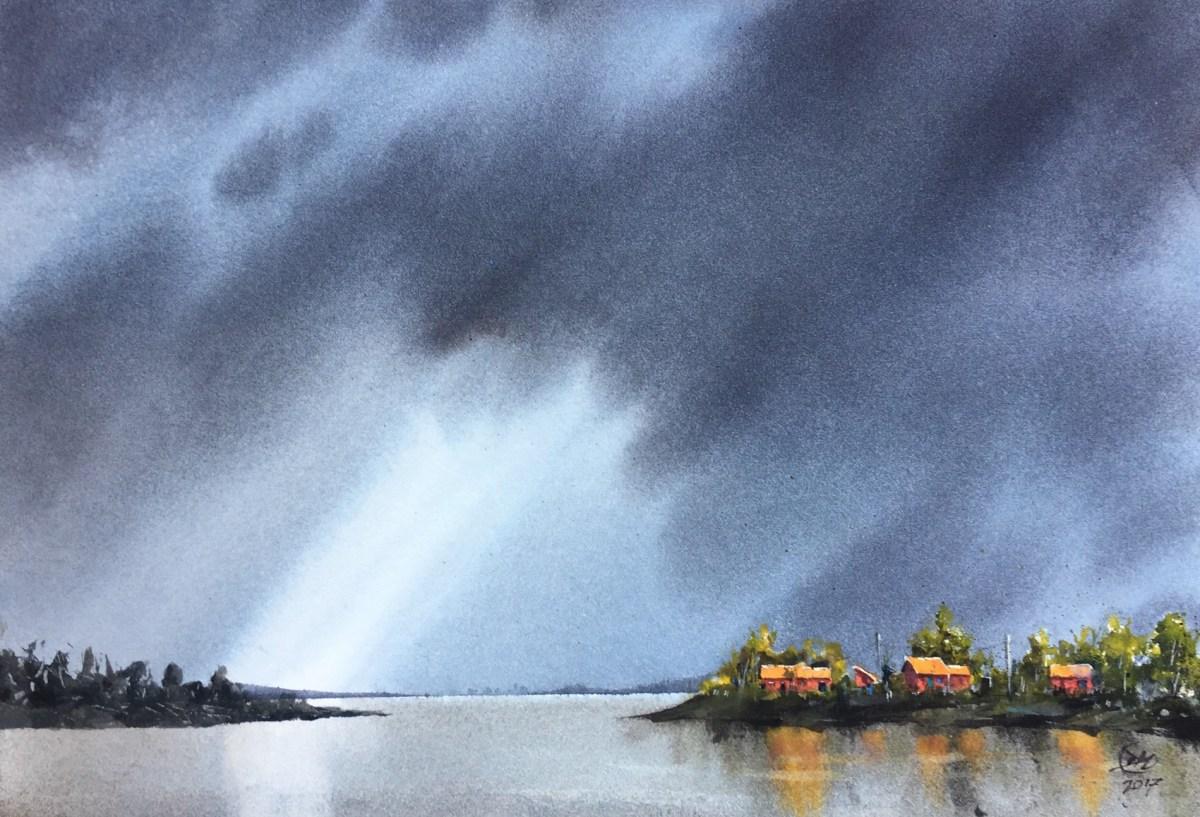 Archipelago rain