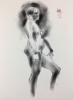 meldrum life drawing