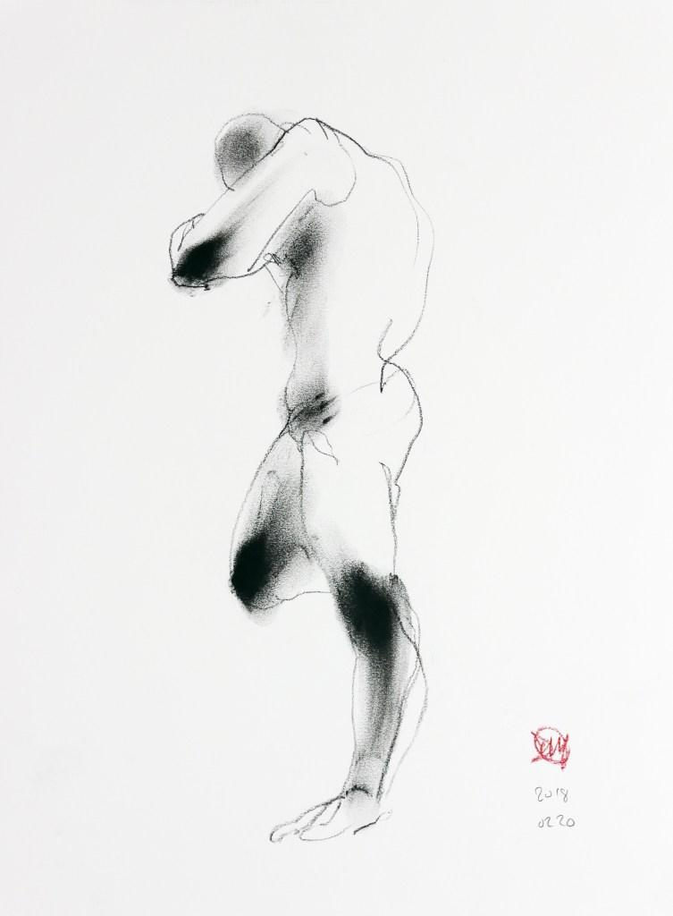 Life drawing - Meldrum Art