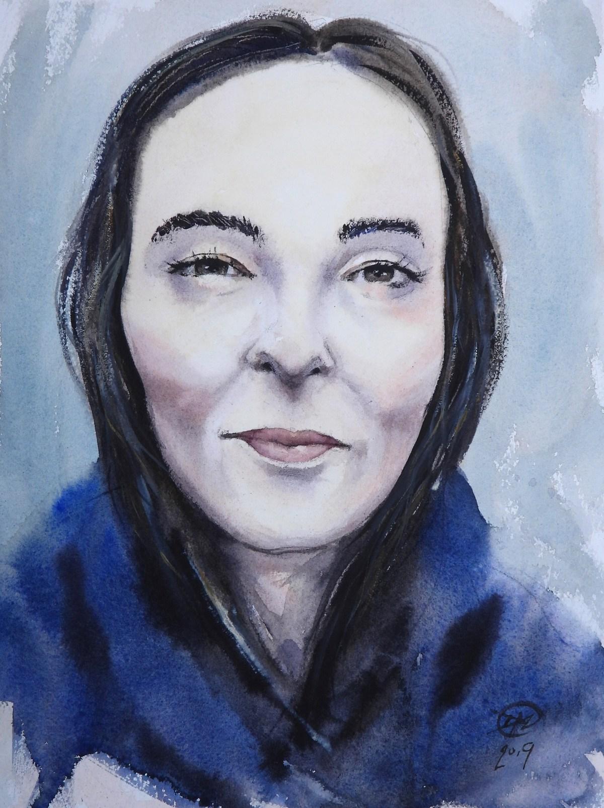 meldrum art portrait