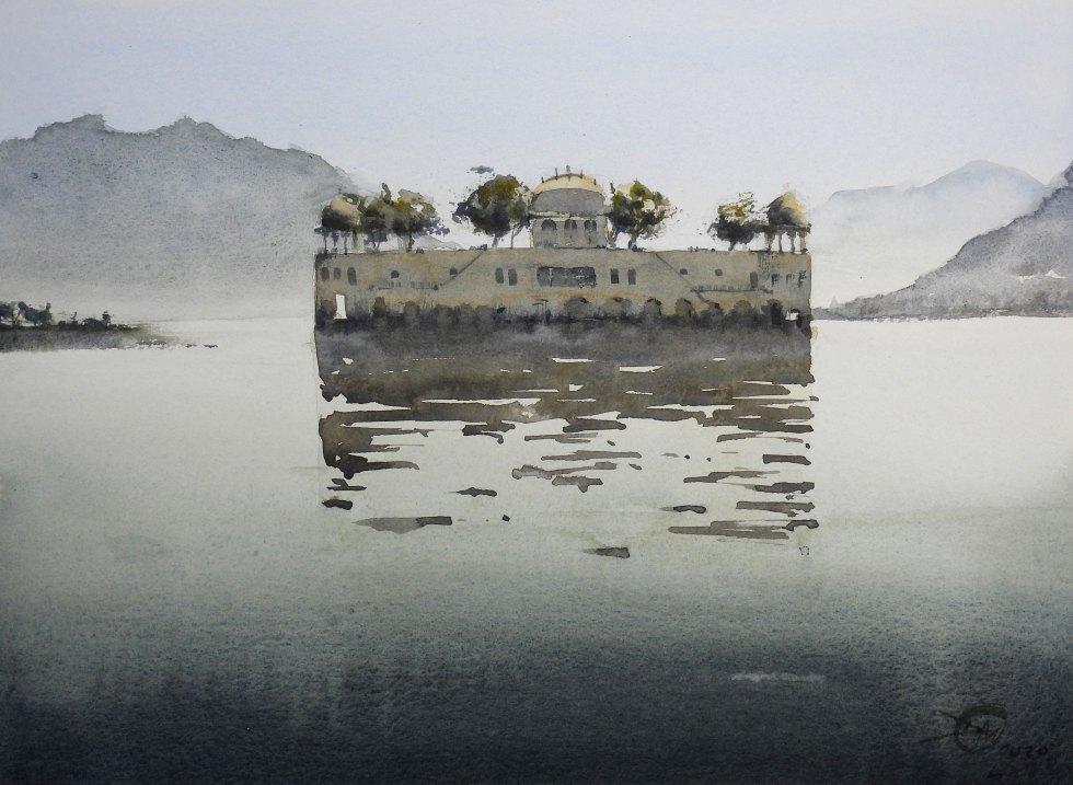 Jal Mahal (Lake Palace), Jaipur