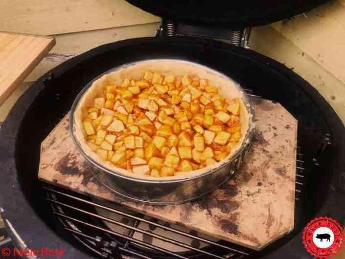 Apfel-Nuss-Kuchen