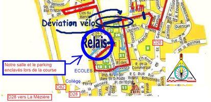 09/03/19 : perturbations possibles / RELAIS DE NUIT le 9 mars – départ à 20 h