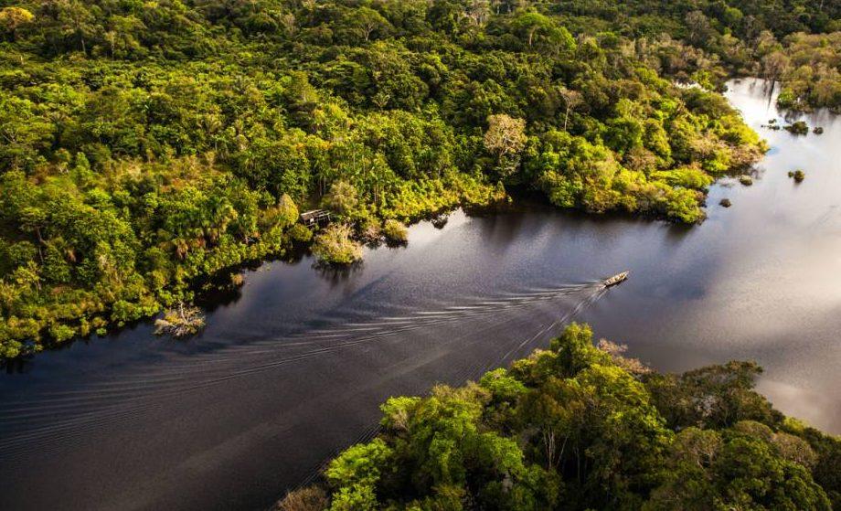 Amazônia maravilhas do mundo