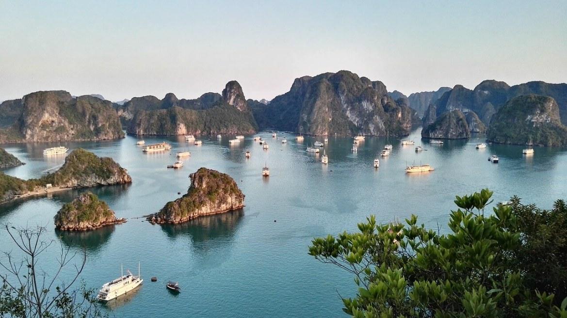 baia de ha long vietna