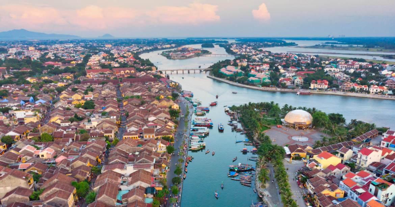 Hoi An, Vietnã - eleita uma das melhores cidades para visitar