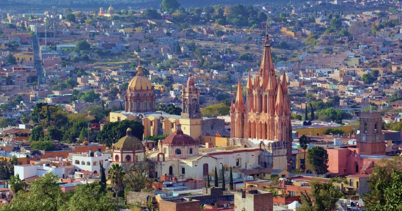 San Miguel de Allende, México - eleita uma das melhores cidades para visitar