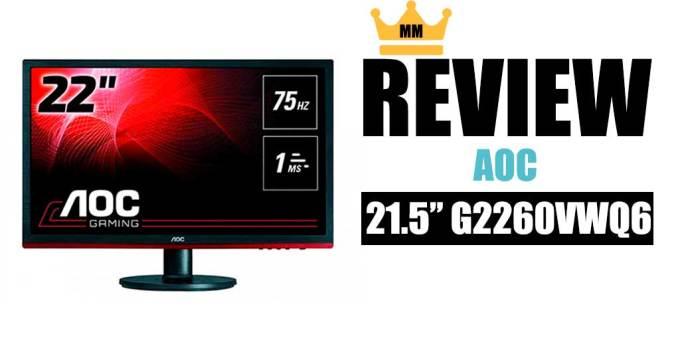 AOC G2260VWQ6 Review
