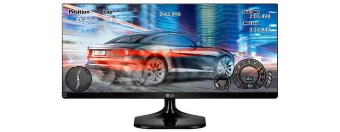 Monitor LG UltraWide 25UM58-P
