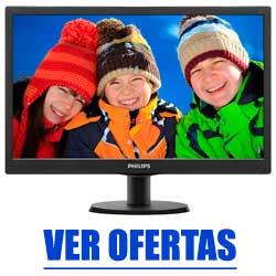 Avaliação monitor Philips 193V5LSB2