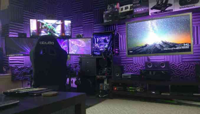 tv como segundo monitor