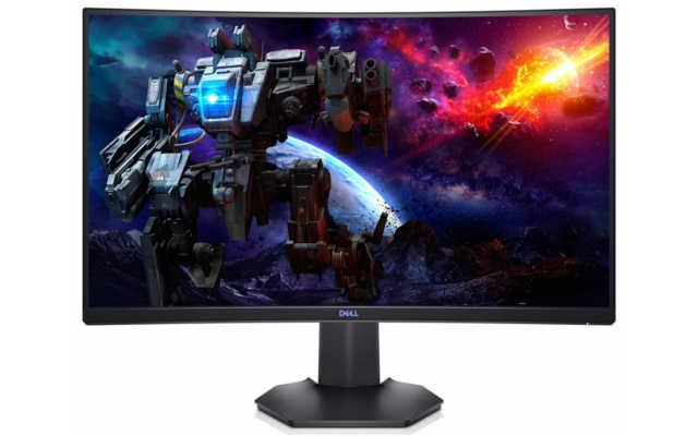 monitor curvo Dell S2721HGF