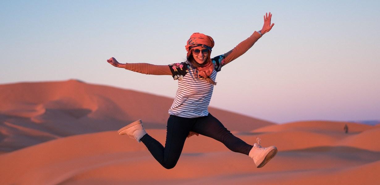 6 dias no Marrocos