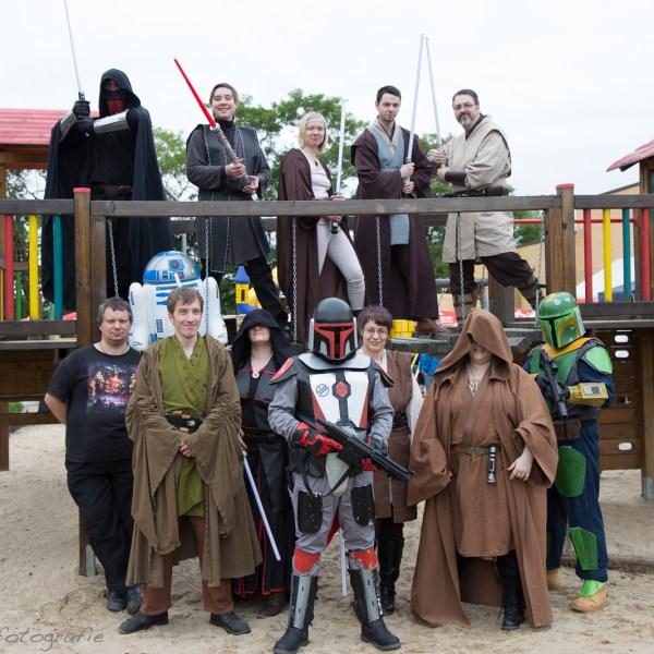 Sommerfest mit Star Wars im Teera Zoo